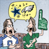Tornoe's Toon: Eagles vs Cowboys