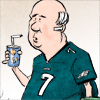 Tornoe's Toon: NFL Tragedy