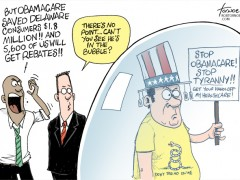 Tornoe's Toon: Health Care Reform
