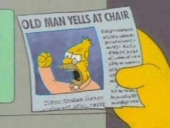 The Pundits Weigh in on the Clint and the Chair, etc.