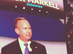 Daily Approval Rating — Governor Markell