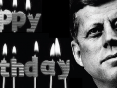 Upcoming Events: Happy Birthday, Mr. President….