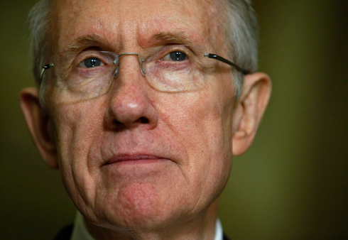 Reid Statement – Hey Chris Coons, This is what a Democrat sounds like