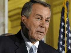 Holy F*cking Shit: Speaker Boehner Resigns!!!!