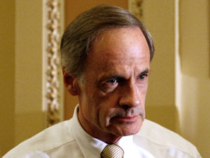 Carper Coy on Congress Capo Convo