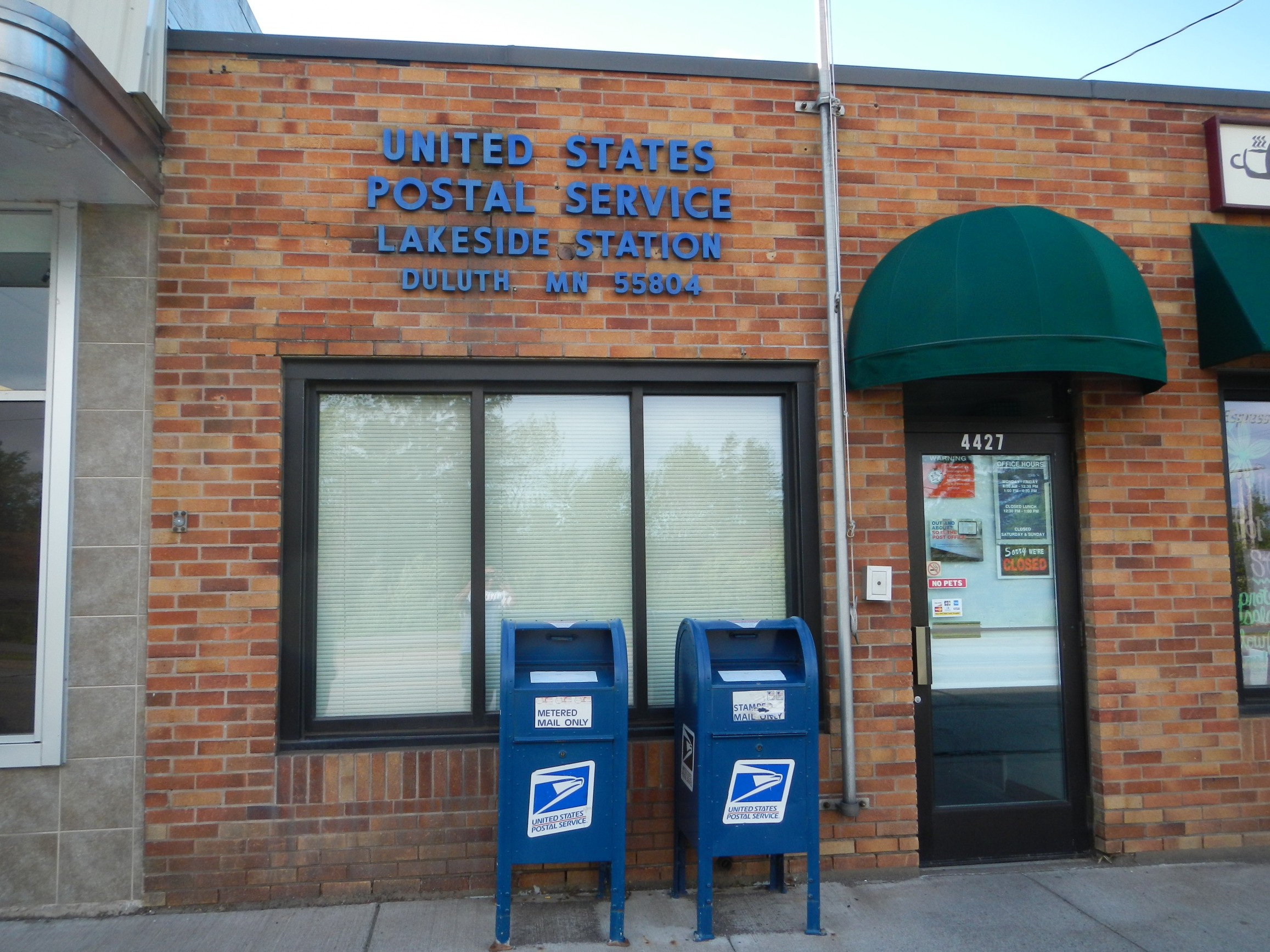 Honey, I Need to Stop By The Post Office And Make A ...