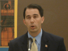 Scott Walker's Wingnut Extortion Plan