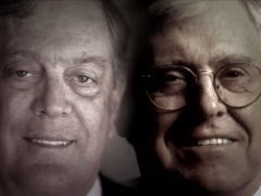 Republicans link Ukraine aid to favorable IRS treatment for Koch Bros