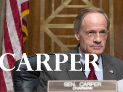 How Tom Carper's Positions and Votes Screw People and Help Rethugs Screw People. Volume 4