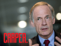 Tom Carper just heaped praise on this Republican – You will totally believe what happened next