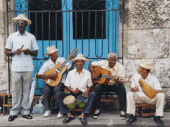 Let's Celebrate Cuban Music !