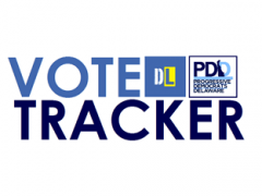 The Vote Tracker, January 23, 2015