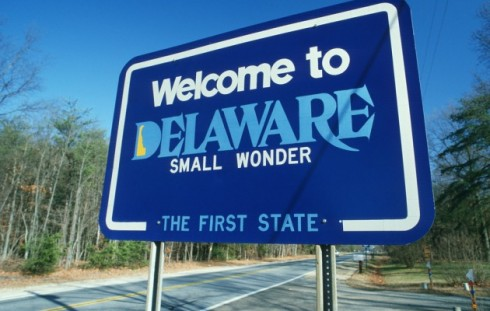"""""""Delaware – We are merely the pimps!"""""""
