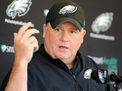 Holy Bleep!  Eagles Fire Chip Kelly