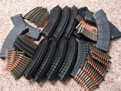 Accept It or Change It: Senator Peterson to sponsor ban on large capacity magazines