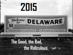 2015: The Good. The Bad. The Ridiculous.