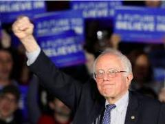 I'm calling it: Bernie Sanders is the Democratic Nominee