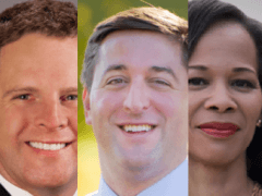 New Fundraising Totals in the Congressional Race