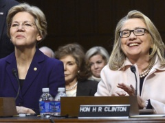 Warren And Clinton Meet Today