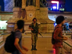 BREAKING: Turkish Military Attempts Coup