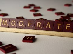 The Death of a Moderate