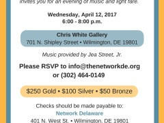 Support Network Delaware and not just with your good wishes, but with money