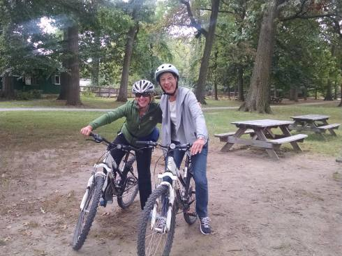 The first Pedal through the Parks will be happening this Saturday, April 8, 9:30-2 pm. $5 per person, $15 per family of four. We will be riding from the Blue Ball Barn, Alapocas Run State Park to the Cauffiel House, Bellevue State Park. Participants must bring their own bike, helmet and lunch. Pre register at 302-577-7020.