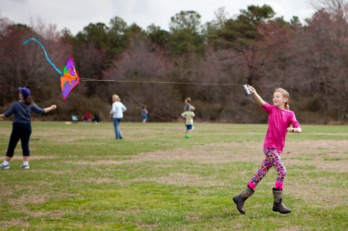 Are you ready for the 49th Annual Delaware Kite Festival at Cape Henlopen State Park? Celebrate spring and join us on Friday, April 14 from 10:30 a.m. until 3 p.m.! Be sure to stop by the renovated nature center to see the new exhibits and touch tank!