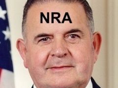 """""""The Bloody Five""""  Dems Banking the NRA's Blood Money"""