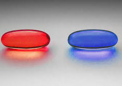 The GOP takes the blue pill.  Will America?