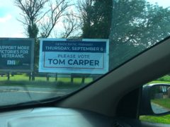 Tom Carper has only himself to blame