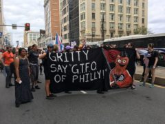 Flyers New Mascot 'Gritty' Goes Antifa