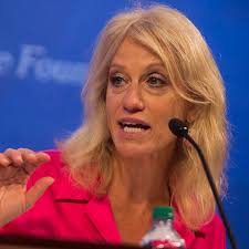 Trump's Campaign Manager, Kellyanne Conway